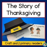 The Story of Thanksgiving Two Guided Reading Books