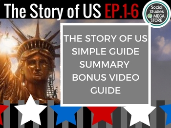 The Story of US History Channel Episode 1-6