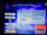 The Story of Water (Interactive Water Cycle Resource)