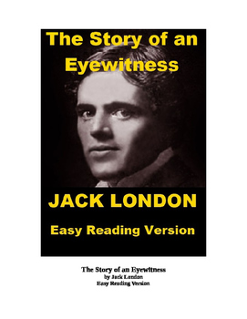 The Story of an Eyewitness Mp3 and Easy Reading Text