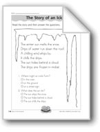 The Story of an Icicle (Ezra Jack Keats/Literature)