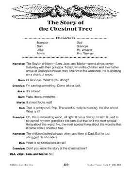 The Story of the Chestnut Tree