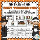 The Story of the First Thanksgiving Teacher and Student Book