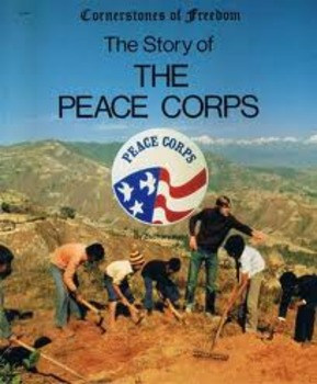 The Story of the Peace Corps by Zachary Kent - Questions, Worksheet, Book Report