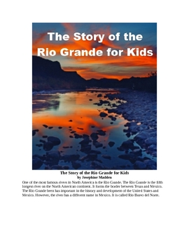 The Story of the Rio Grande for Kids