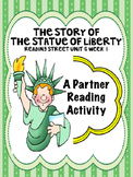 The Story of the Statue of Liberty Reading Street 3rd Grad