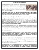 The Story of the WWI Christmas Truce - Informational Text / Comprehension