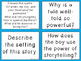 The Storyteller Discussion Question Cards