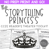 The Storytelling Princess Fairy Tale Reader's Theater & Reading Literature Pack