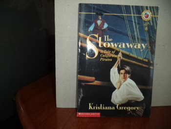 The Stowaway  ISBN 0-590-48823-6