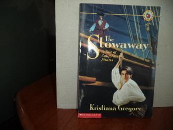 The Stowaway  ISBN 0-590-48823-6