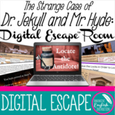 The Strange Case of Dr. Jekyll and Mr. Hyde Digital Escape