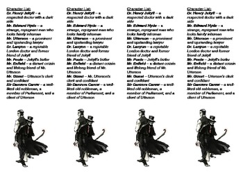 The Strange Case of Dr. Jekyll and Mr. Hyde Bookmark