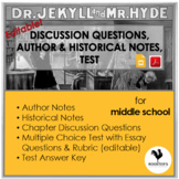 The Strange Case of Dr. Jekyll and Mr. Hyde {Digital & PDF}