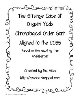 The Strange Case of Origami Yoda: Book Review | 350x270