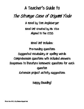 The Strange Case Of Origami Yoda ( Origami Yoda) (Hardcover) By ... | 350x270