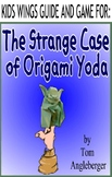 The Strange Case of Origami Yoda by Tom Angleberger.  This will keep you ROFL!