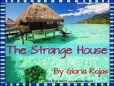 The Strange House – Emergent reader, ocean theme, rhyming
