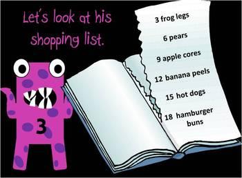 The Strange Shopping Habits of Multiple Monsters- A Short Monster Story