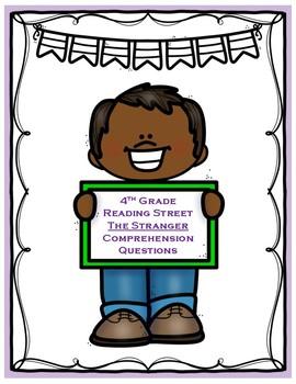 The Stranger - 4th Grade Reading Street
