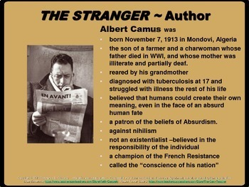 Literature - The Stranger Bulletin Board