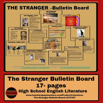 Literature - The Stranger Bulletin Board
