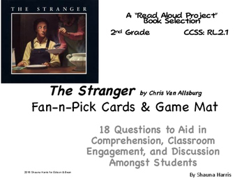 The Stranger Fan-N-Pick