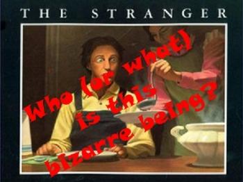 The Stranger Flipchart