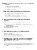 The Stranger Reading Comprehension Assessment