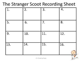 The Stranger Scoot