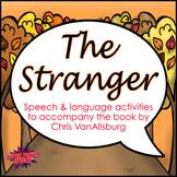 The Stranger (Speech Therapy Book Companion)