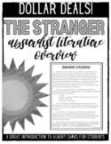 The Stranger (The Outsider) and Absurdist Theory Summary