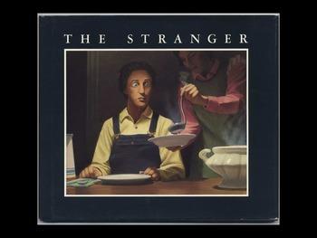 The Stranger Vocabulary Visuals
