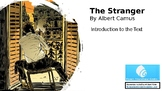 The Stranger by Albert Camus (0) Introduction to the Text