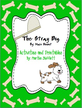 The Stray Dog Activities and Printables