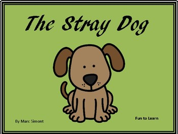 The Stray Dog - by Marc Simont   42 pgs Common Core Activities