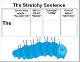 The Stretchy Sentence