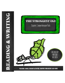 The Strongest One Common Core Teacher and Student Activity Pack