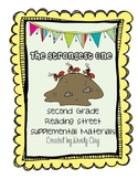 The Strongest One-Second Grade Reading Street Supplemental Materials
