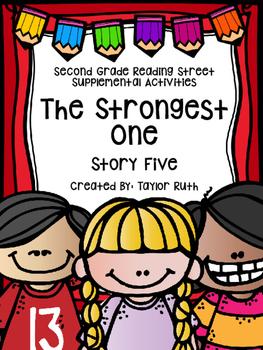 The Strongest One Supplemental Activities (Second Grade Re