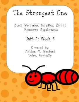 The Strongest One Supplemental Packet