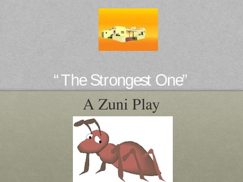 The Strongest One - Vocabulary & Spelling - Treasures Reading