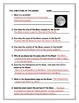 The Structure of the Moon Worksheet