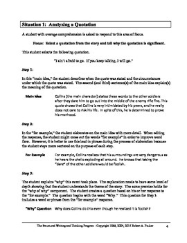 Structured Writing Process: Method for Essay Writing (Cross-Curricular Gr. 6-12)