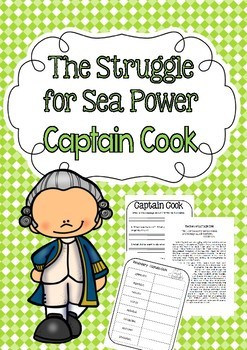 The Struggle for Sea Power Captain Cook