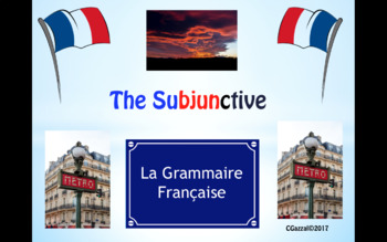 The Subjunctive in French - A Complete Guide.