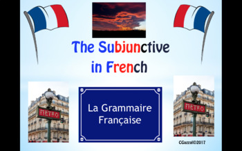 The Subjunctive in French - A Complete Guide