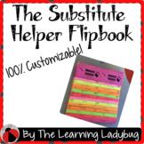 The Substitute Helper Flipbook