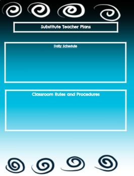 The Substitute Teacher Kit