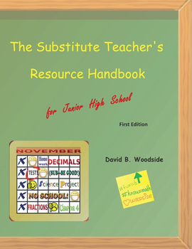 The Substitute Teacher's Resource Handbook for Junior High School (PDF)